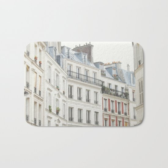 Good Morning, Paris Bath Mat