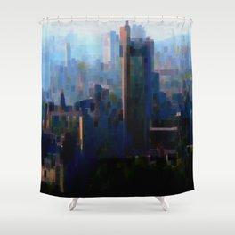 Little Look at Hamburg Shower Curtain