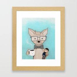 Elliot Framed Art Print