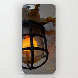 Ferry Light iPhone Skin