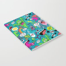 Monster Party Notebook