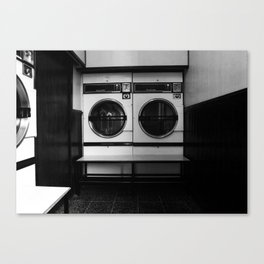 Whirly Wash 1 Canvas Print