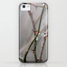 Frozen Rose Slim Case iPhone 5c