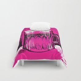 Beer_Pink Comforters