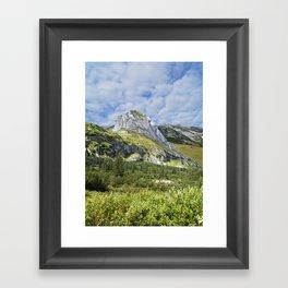 atmosphere 70 Framed Art Print