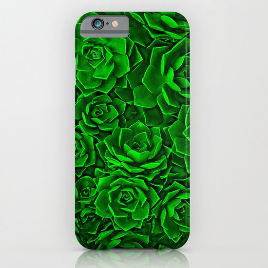 Succulent Green iPhone & iPod Case