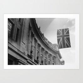 britannia Art Print