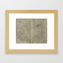 pen dance Framed Art Print