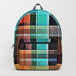 Plaid 17 Backpack