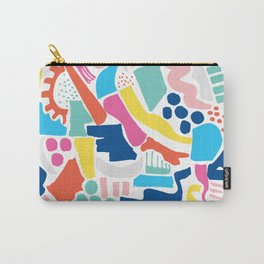 Colour Scatter Carry-All Pouch