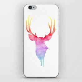 Neonimals: Deer iPhone Skin