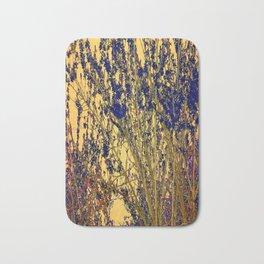 Nature Abstract - Art Bath Mat