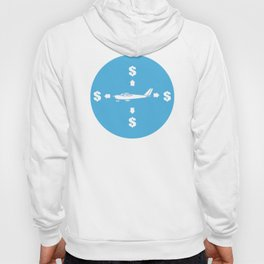 How Planes Really Fly Hoody
