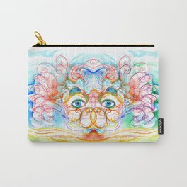 The Lion Carry-All Pouch