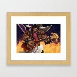 ETC Framed Art Print