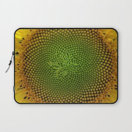 All right, Mr. DeMille, I'm ready for my close-up - Sunflower photography by Jéanpaul Ferro Laptop Sleeve