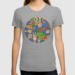 Save the Planet Earth Day T-shirt
