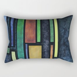 Craftsman Night Rectangular Pillow