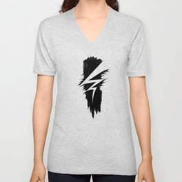 Lightning Arts Logo Unisex V-Neck