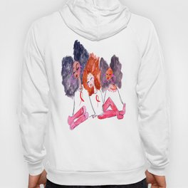 Unbothered Breast Cancer Awareness Hoody
