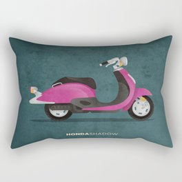 Honda Shadow Rectangular Pillow