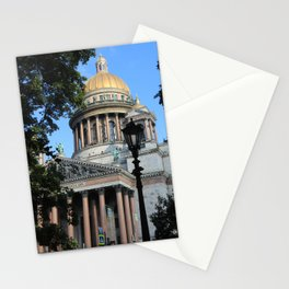Saint Isaac's Cathedral Stationery Cards