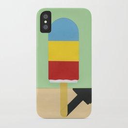 Ice Henry iPhone Case