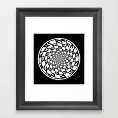 Aspirah, Absolute Framed Art Print