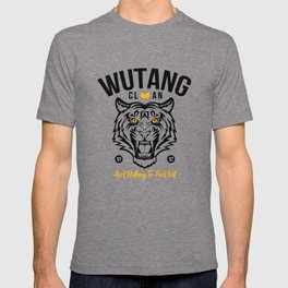 WuTangClan Tiger T-shirt