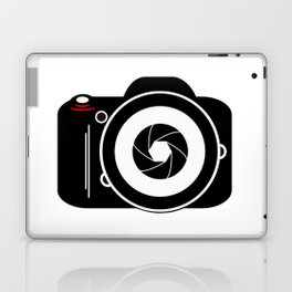 Camera for Photographer Laptop & iPad Skin