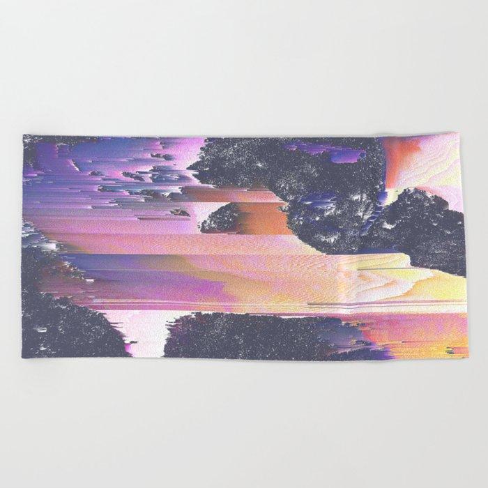 HELIUM Beach Towel