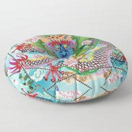 Love DRAGON Floor Pillow
