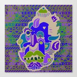 SIZZURP Canvas Print