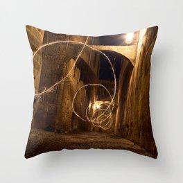 RHODES SPARKLE Throw Pillow