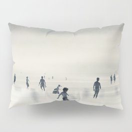 floating on light Pillow Sham