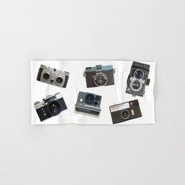 Yashica-Mat Vintage Camera Hand & Bath Towel