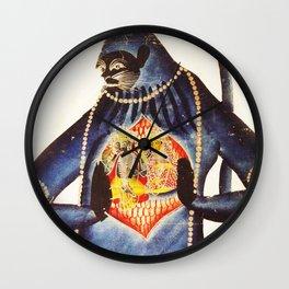 Hindu - Hanuman Wall Clock
