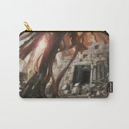 Lost Temple Carry-All Pouch