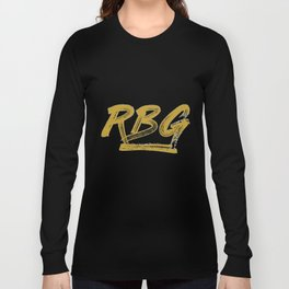 Rbg Shirt Long Sleeve T-shirt