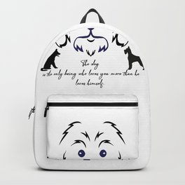 FATHER DOG Backpack