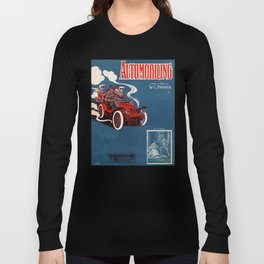 1905 Automobiling Long Sleeve T-shirt