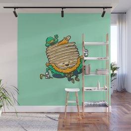 St Patricks Cakes Wall Mural