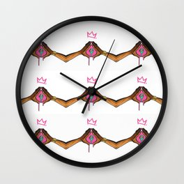 Food Chain Wall Clock