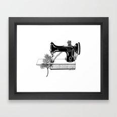 Making Tree Framed Art Print
