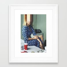 Vogue #19 Framed Art Print