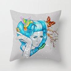 Oceane Throw Pillow