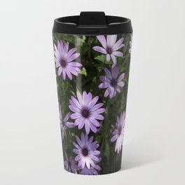 lila flower Travel Mug