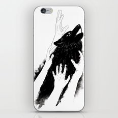Wolves of Paris iPhone & iPod Skin