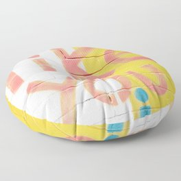 I like you! Floor Pillow
