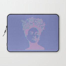 frida kahlo (purple version) Laptop Sleeve